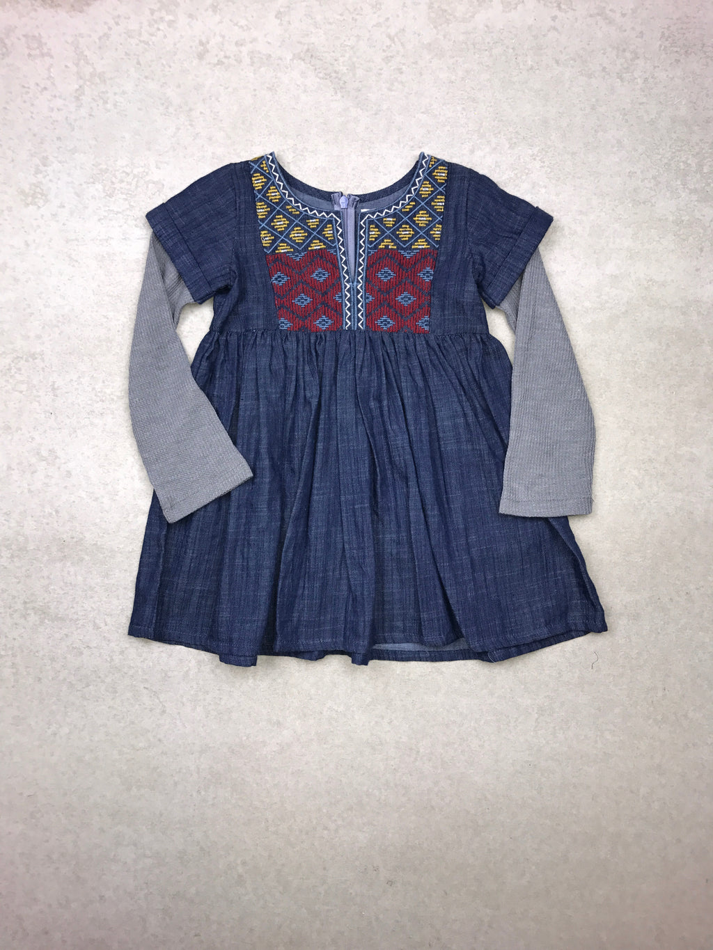 Pippa Tunic in Chambray