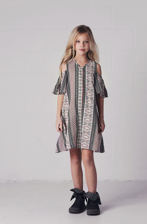 Cecily Dress in Cleo