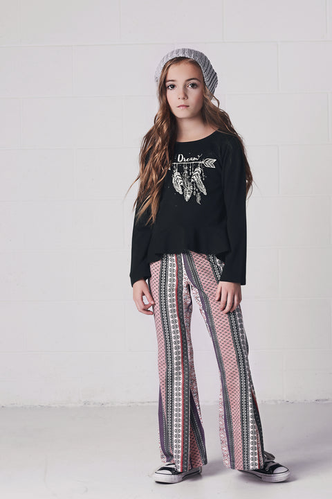 Chella Pant in Cleo