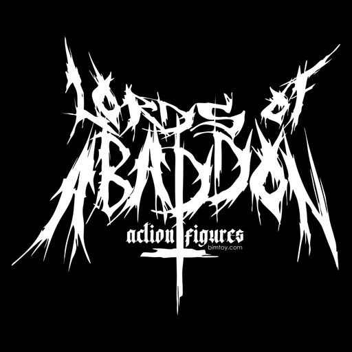 Lords of Abaddon: Action Figures