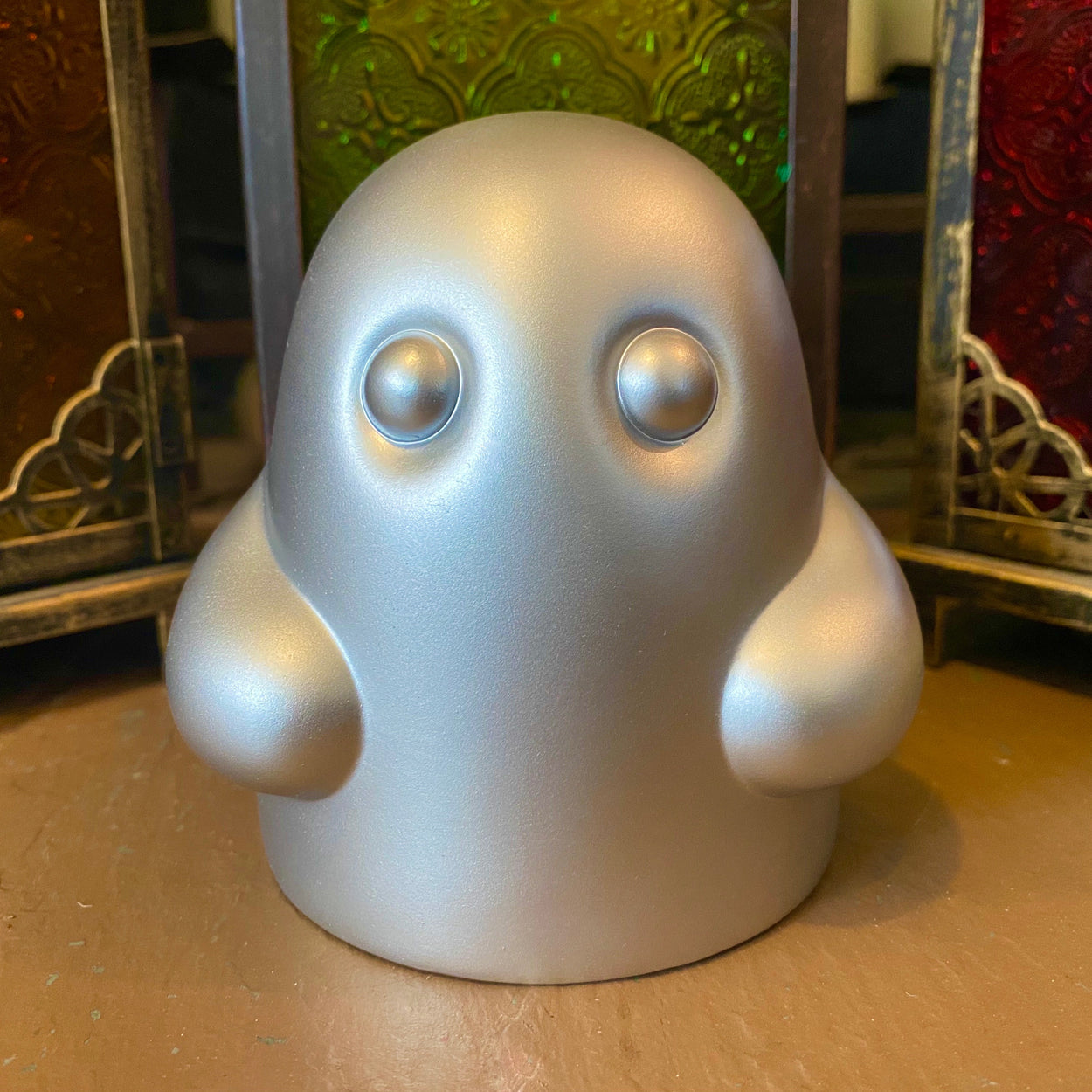 "Tiny Ghost 3"" (Silver Edition)"