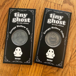 Creepy Hollow (Nerdy & Tuffy) Collectible Coins