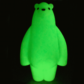 Bearly (Lucky) GITD Vinyl