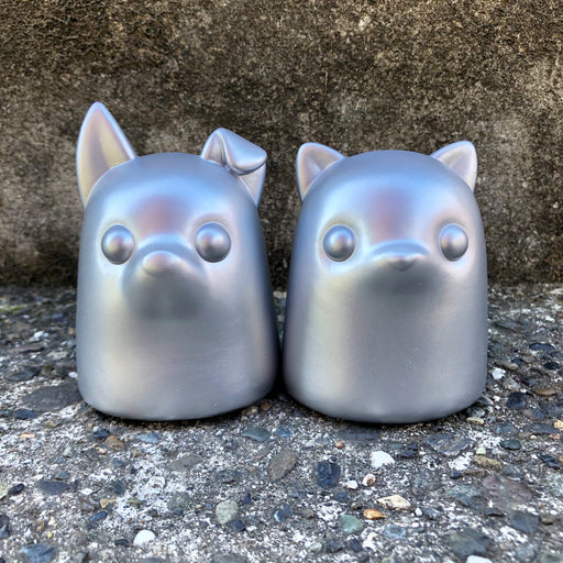 Tiny Ghost (Puppy & Kitty Silver) NYCC Exclusive