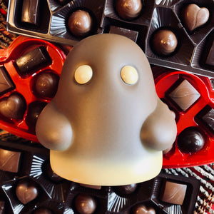 Tiny Ghost (Chocolate Truffle)