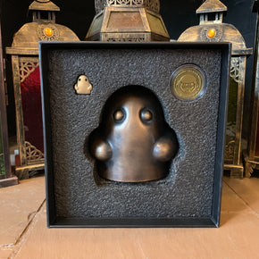 Tiny Ghost (Relic) Bronze Statue