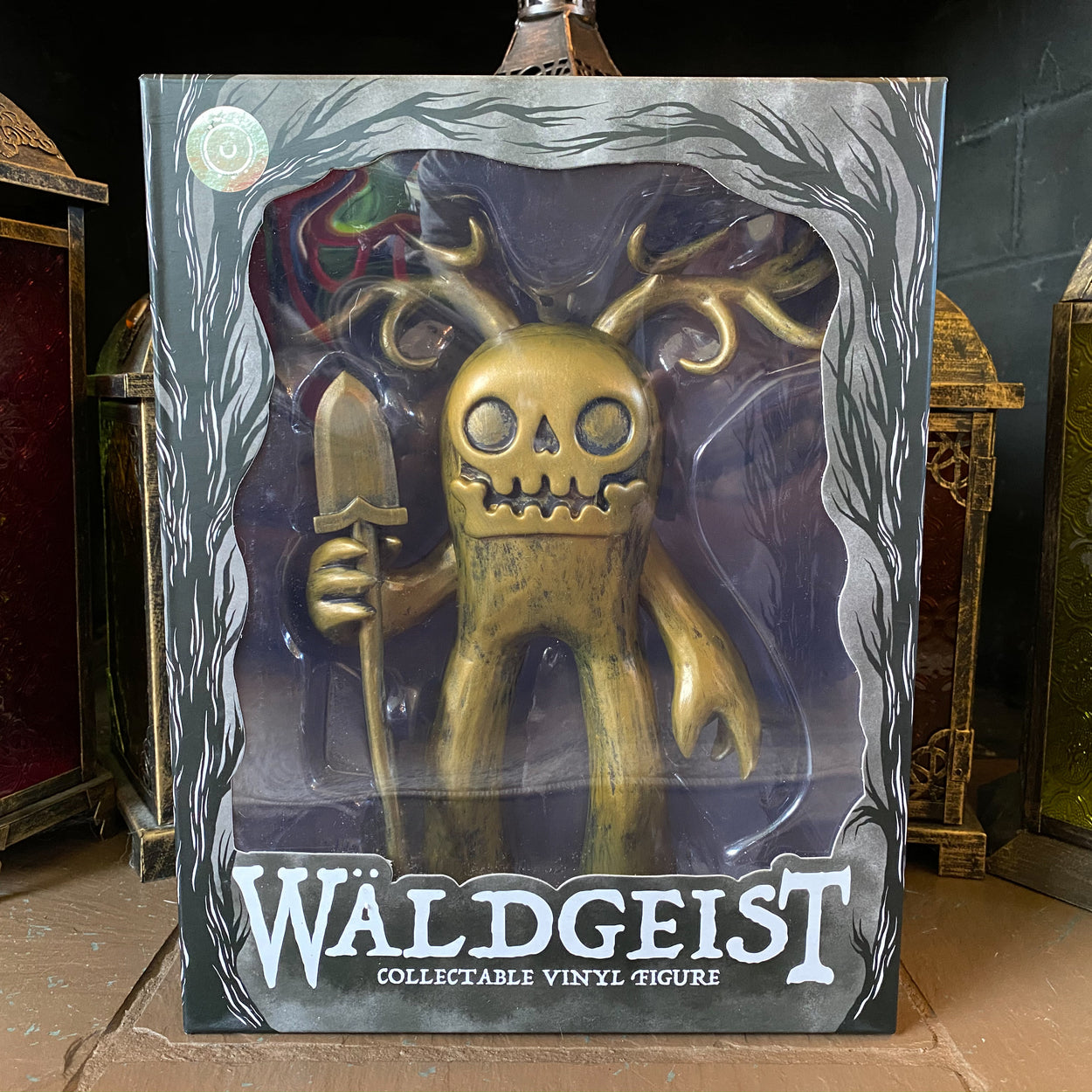 Wäldgeist (Soldier) Antique Gold Variant