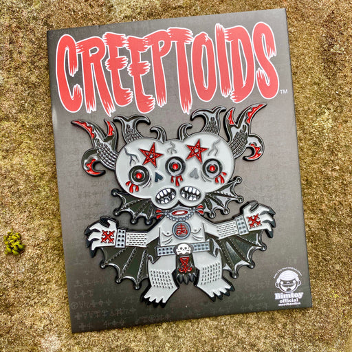 Creeptoids (Lord of Lies) Enamel Pin