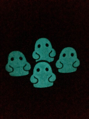 Tiny Ghost (OG) GID Enamel Pin