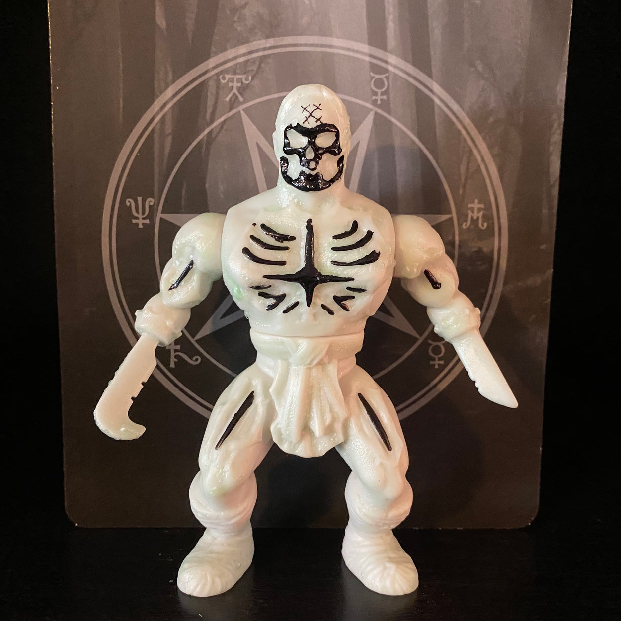 Lords of Abaddon (Eviscerator) Blind Box Custom
