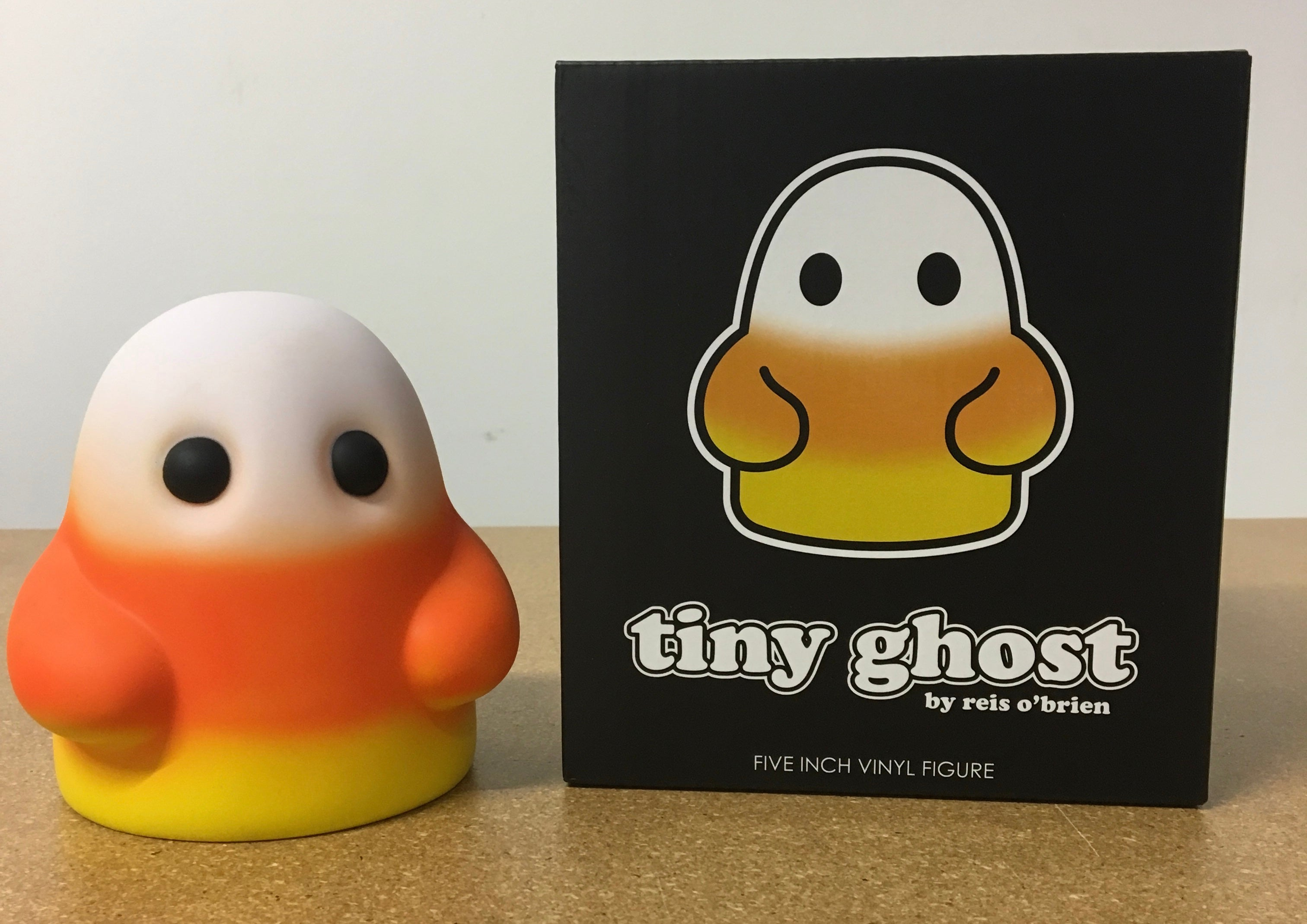 Tiny Ghost (Candy Corn)
