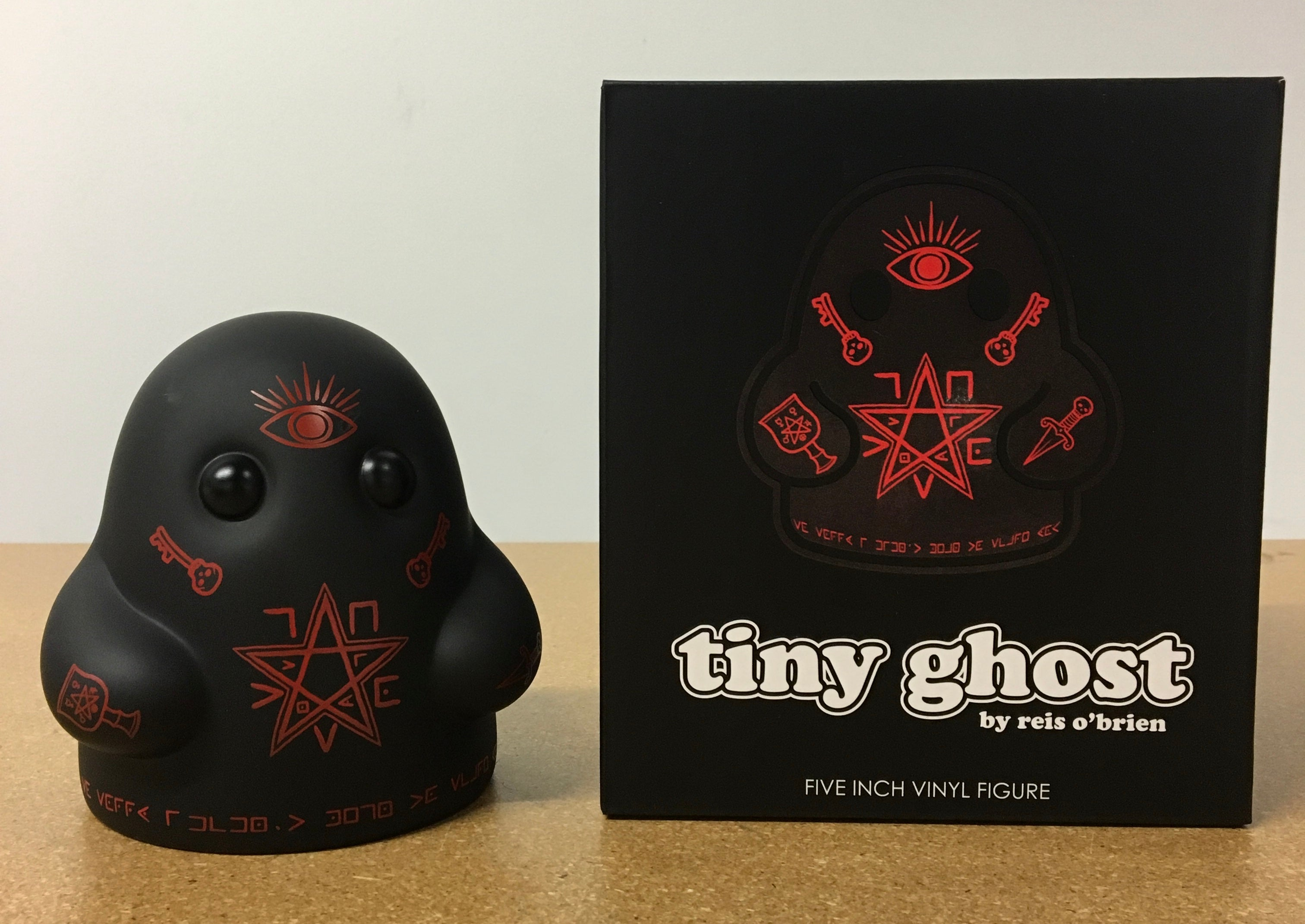 Tiny Ghost (Death Cult)