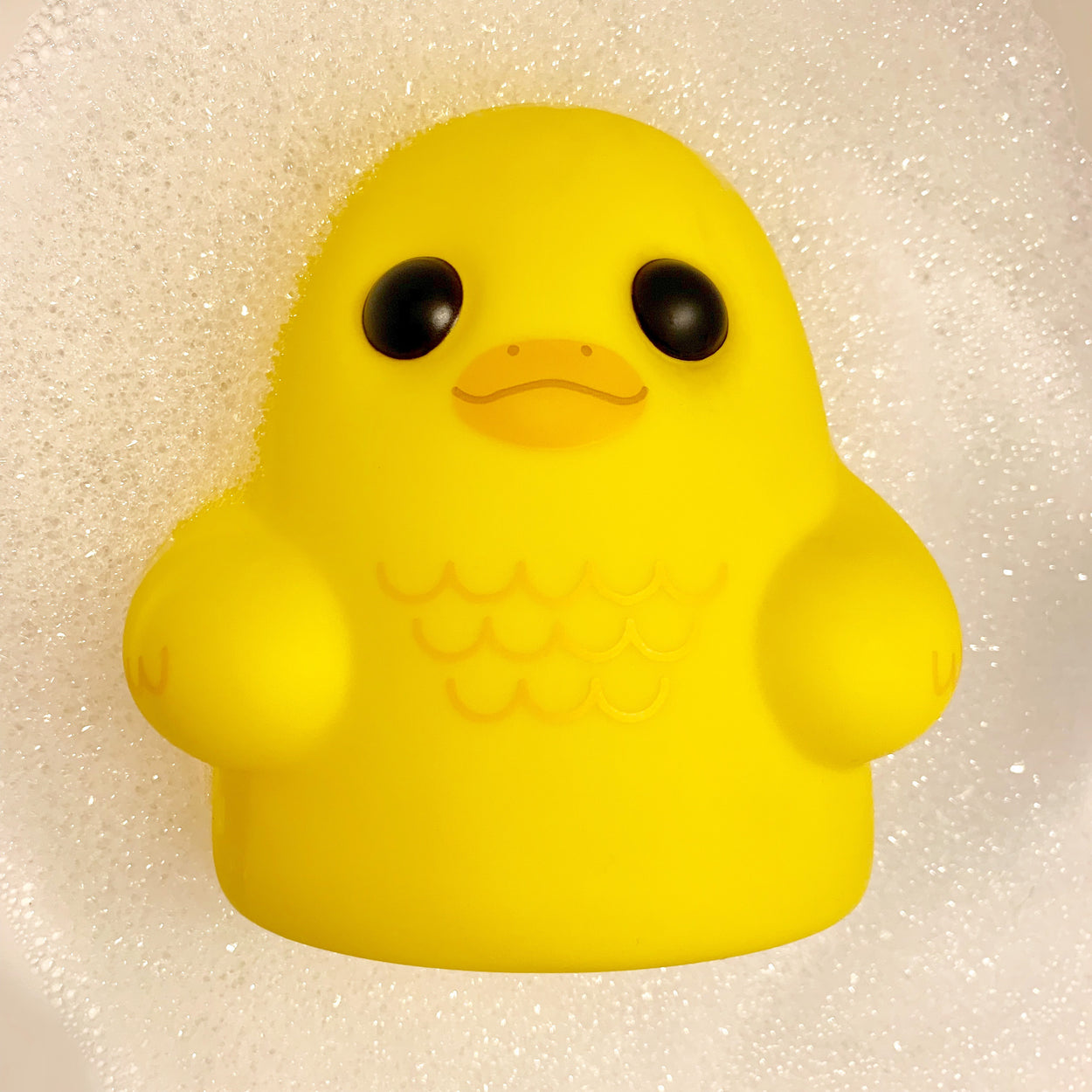 Tiny Ghost (Rubber Ducky)