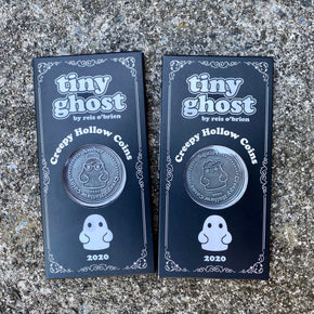 Creepy Hollow (Amber & Squirt) Collectible Coins