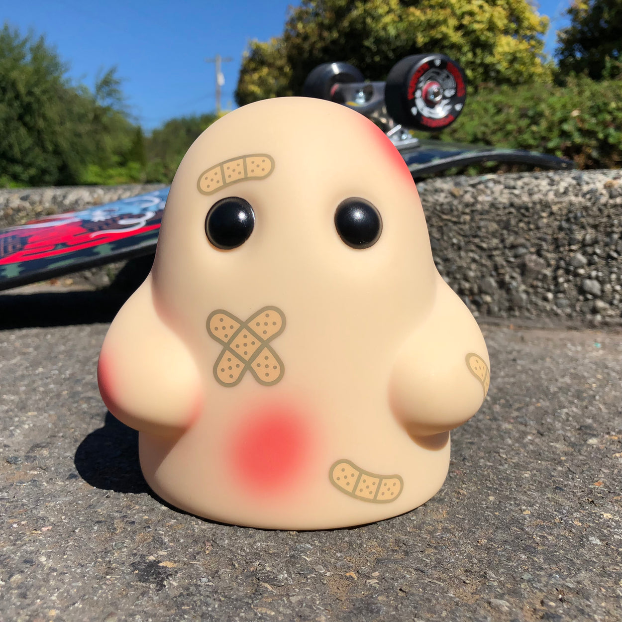 Tiny Ghost (Road Rash)
