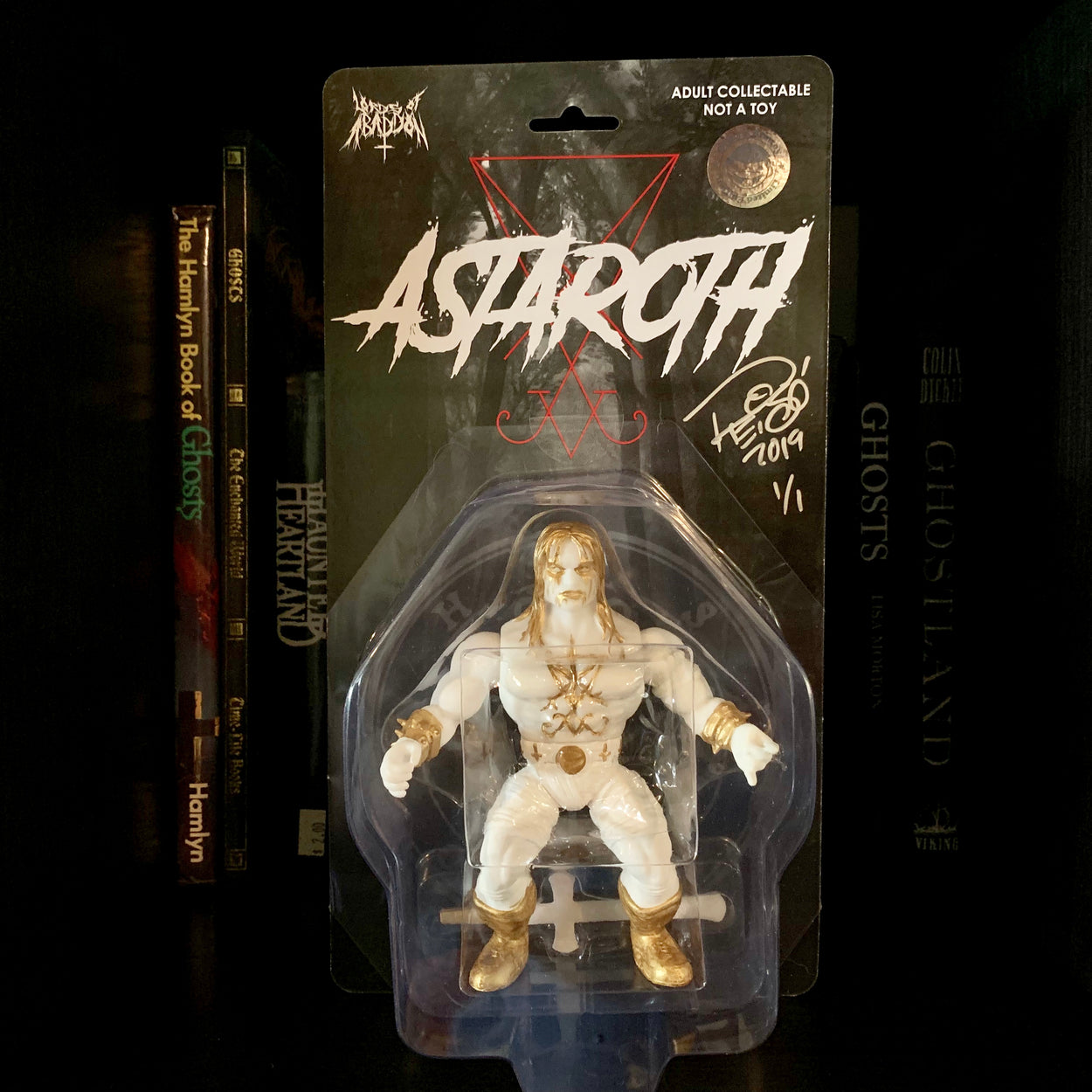 Lords of Abaddon (Astaroth) Blind Box Custom