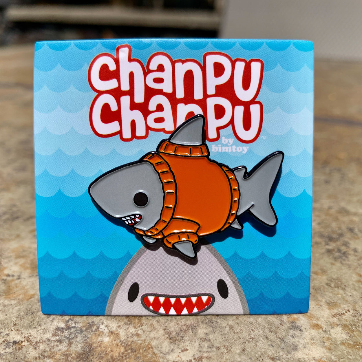 Chanpu Chanpu (Sweater) Enamel Pin