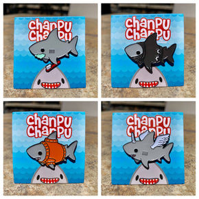 Chanpu Chanpu (Wave 1: Part 1) Enamel Pin SET