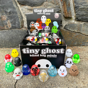 Tiny Ghost (Blind Bag Minis - Series II)