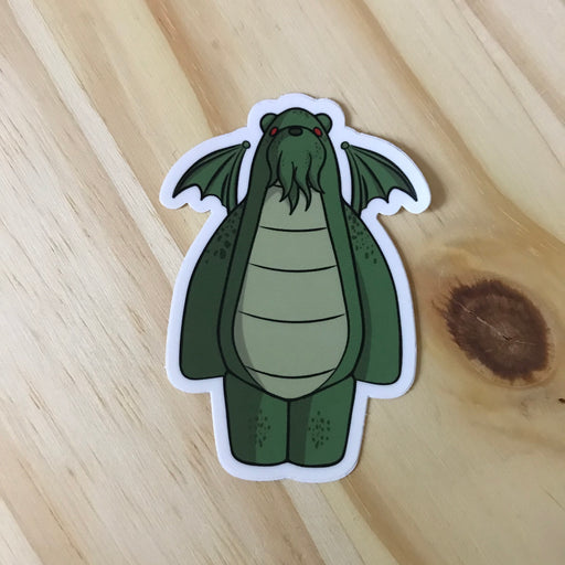 Bearthulhu - Sticker