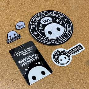 Paradorable Society Official Member Pack