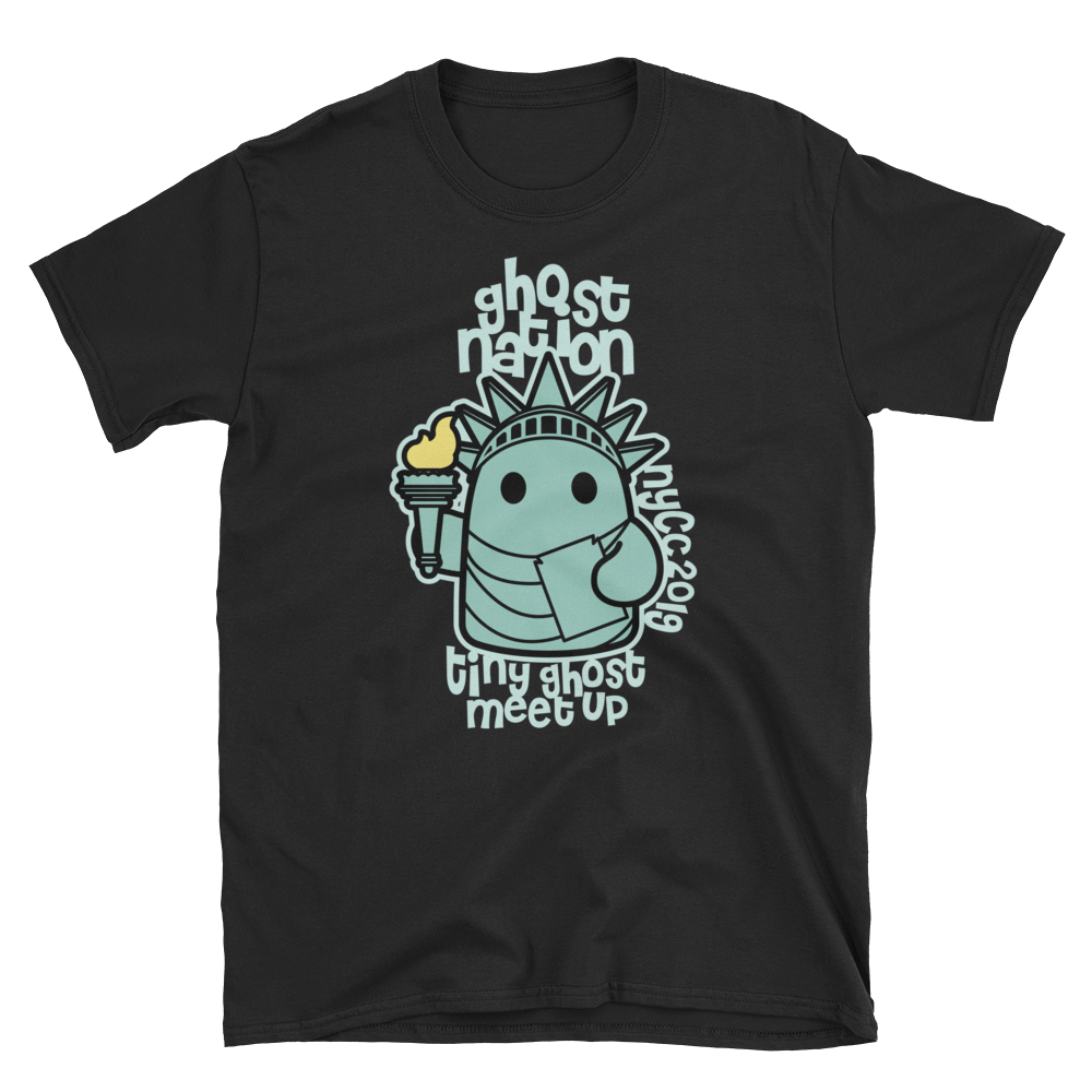 Tiny Ghost (Ghost Nation 2019 - NYCC) Official Tee