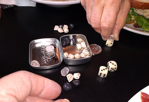 Mint Tin Mini Skulduggery