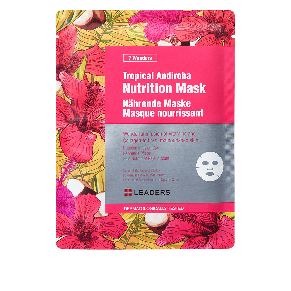 TROPICAL ANDIROBA NUTRITION MASK