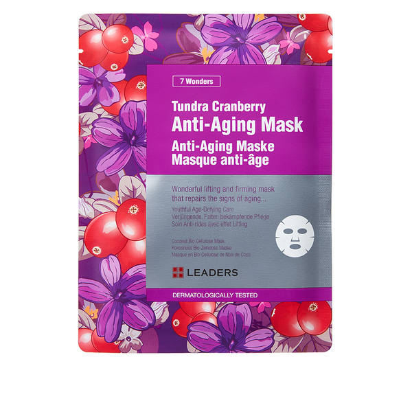 Leaders TUNDRA CRANBERRY ANTI-AGING MASK | SKINiD.se