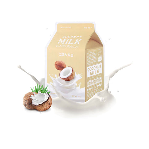 A'pieu Milk One Pack - Coconut Milk | SKINiD.se