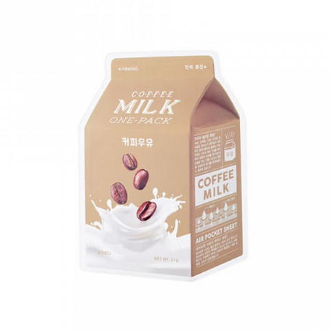 A'pieu Milk One Pack - Coffee Milk | SKINiD.se