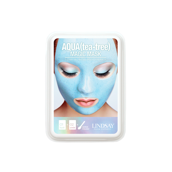 Lindsay Sea blue magic mask cup | SKINiD.se