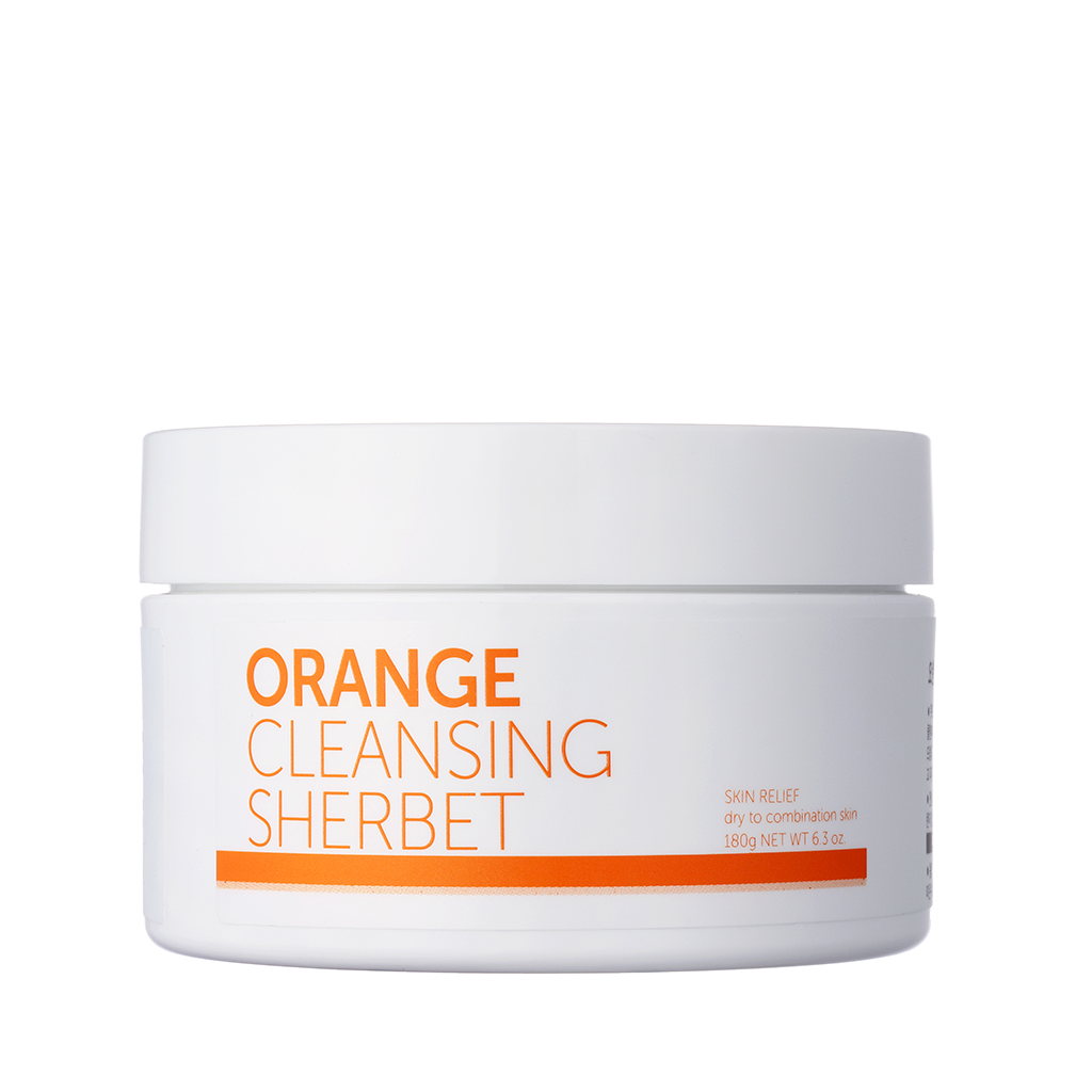 Aromatica Orange Cleansing Sherbet | SKINiD.se