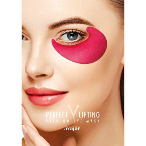AVAJAR  PERFECT V LIFTING PREMIUM EYE MASK | SKINiD.se