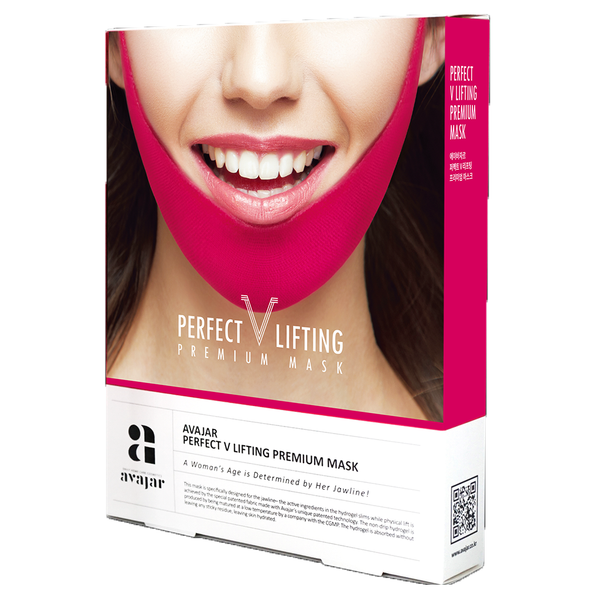 AVAJAR PERFECT V LIFTING PREMIUM MASK | SKINiD.se