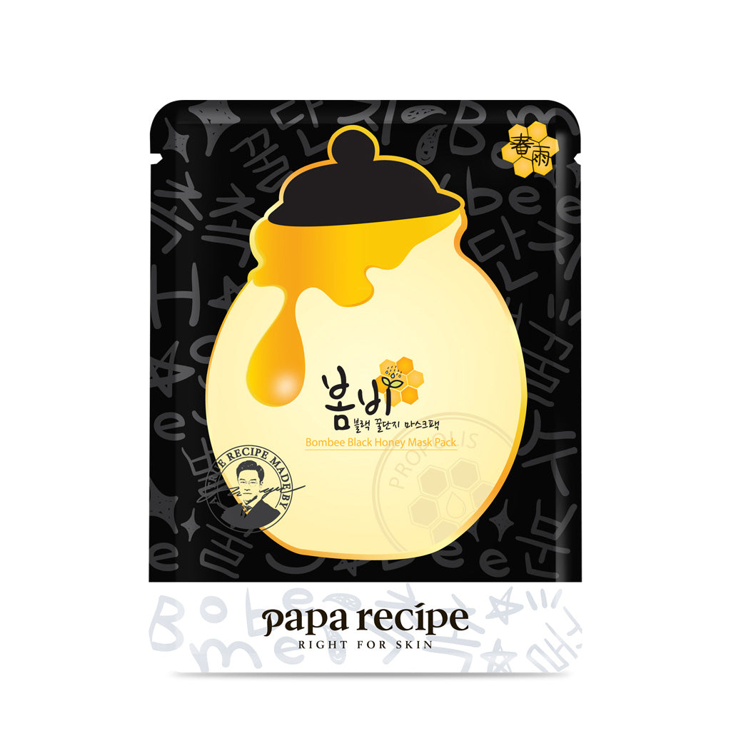 Papa Recipe Bombee Black Honey Mask | SKINiD.se