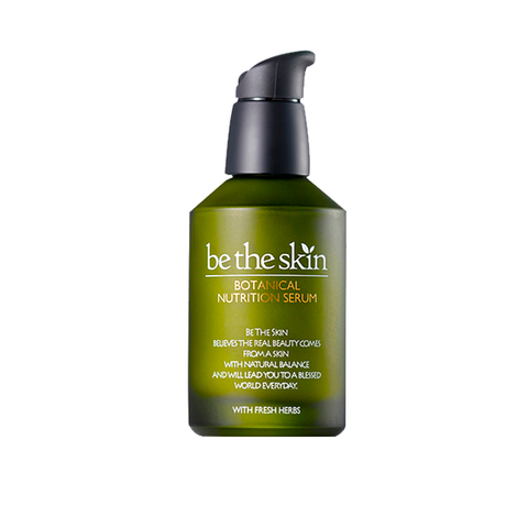 Be The Skin Botanical Nutrition Serum | SKINiD.se
