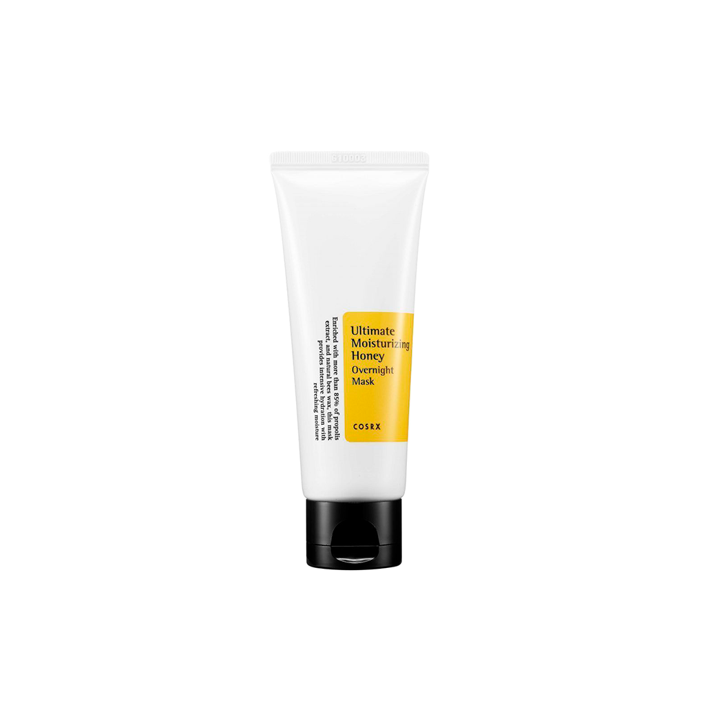 Cosrx Ultimate Moisturizing Honey Overnight Mask | SKINiD.se