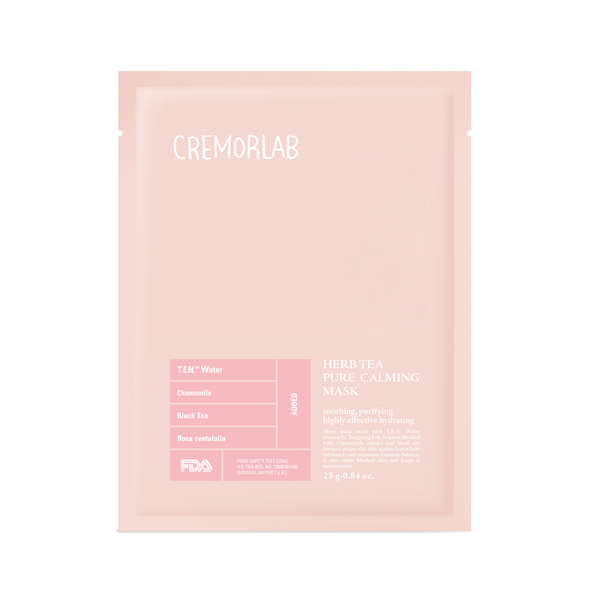 Cremorlab Herb Tea Pure Calming Mask | SKINiD.se