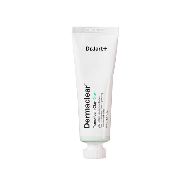 Dr. Jart+ Dermaclear™ Trans-Foam Clay Refreshing Green | SKINiD.se