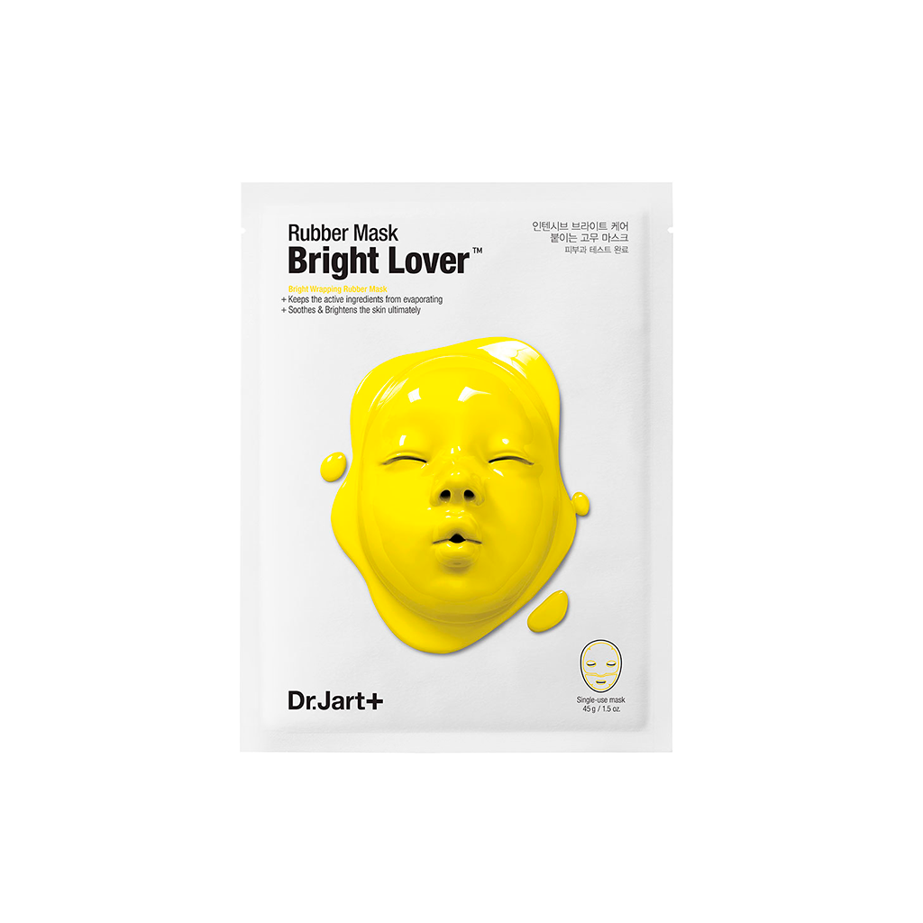 Dr.Jart+ Bright Lover Rubber Mask | SKINiD.se