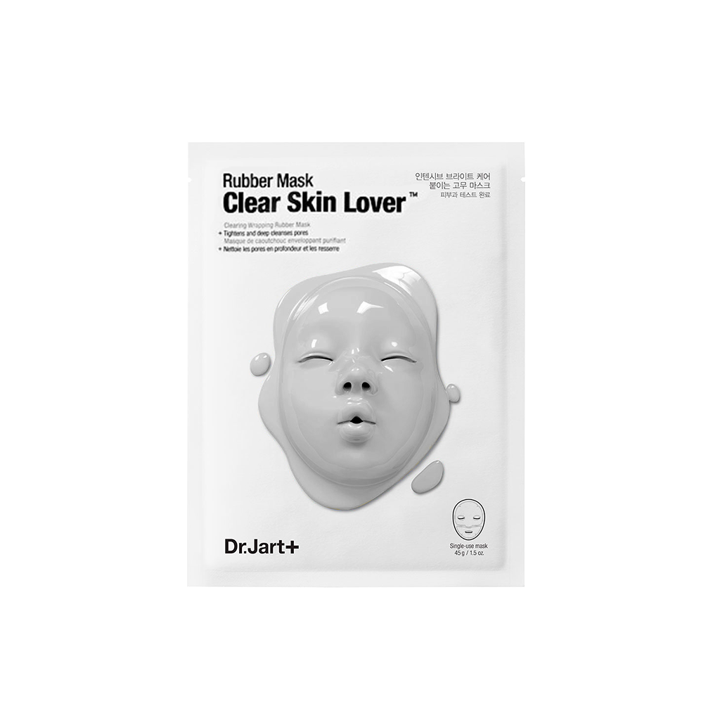 Dr.Jart+ Clear Skin Lover Rubber Mask | SKINiD.se