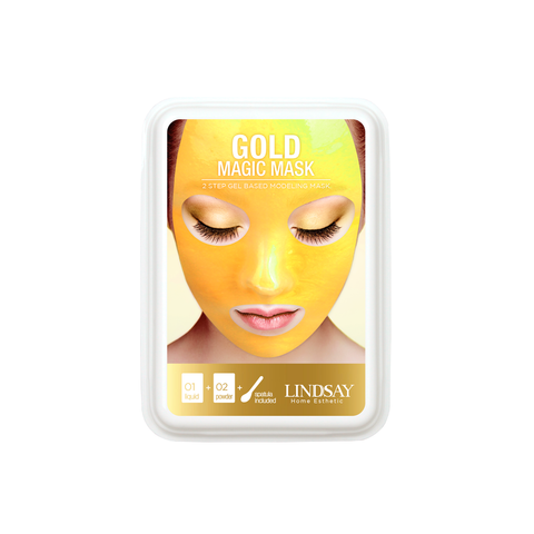 Lindsay Gold magic mask cup | SKINiD.se