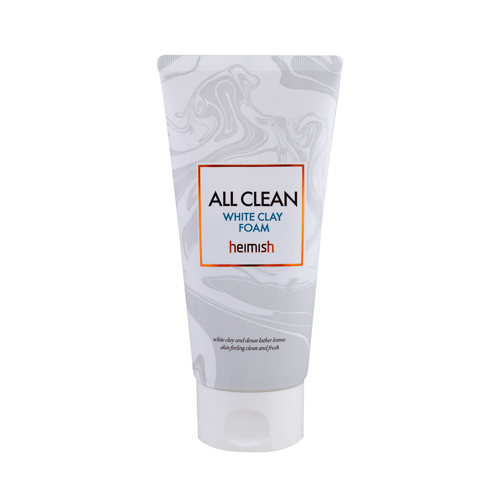 Heimish All Clean White Clay Foam | SKINiD.se