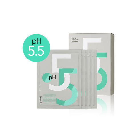 Heimish Low pH Hydrating Mask Sheet | SKINiD.se