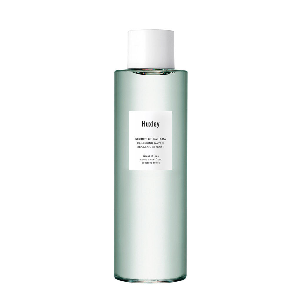 Huxley Be Clean, Be Moist Cleansing Water |  SKINiD.se
