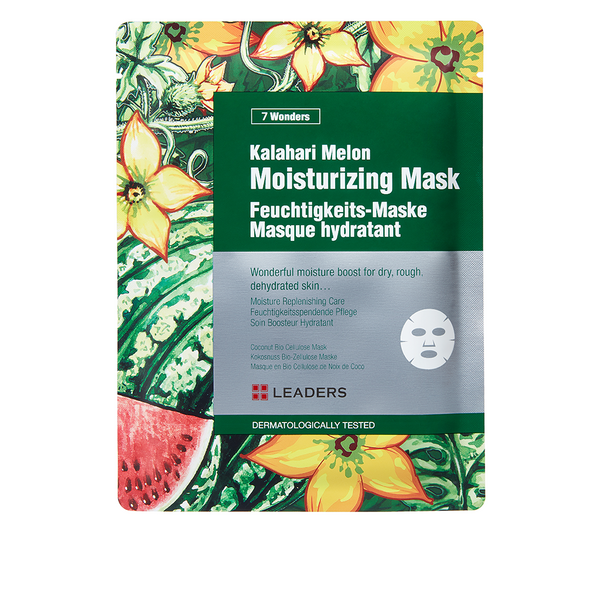Leaders Kalahari Melon Moisturizing Mask | SKINiD.se