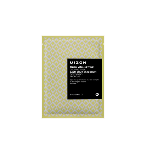 Mizon Enjoy Vital-Up Time Calming Sheet Mask | SKINiD.se