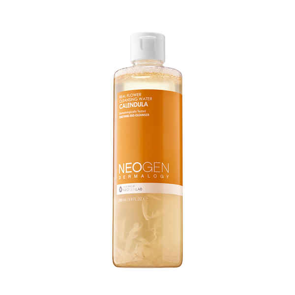 Real Flower Cleansing Water Calendula | SKINiD.se