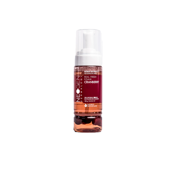 Neogen Real fresh foam Cranberry | SKINiD.se